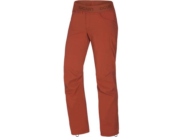 Ocun Mánia Pantalones Hombre, rojo